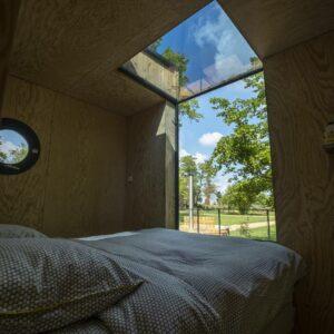 La cabane aux étoiles