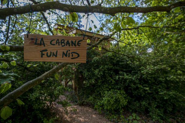 La cabane Fun-Nid